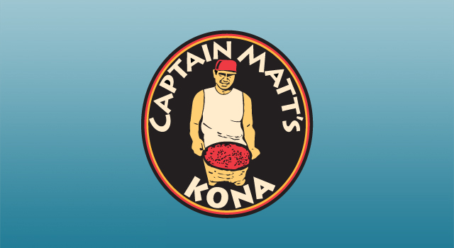 Captain Matt's Kona