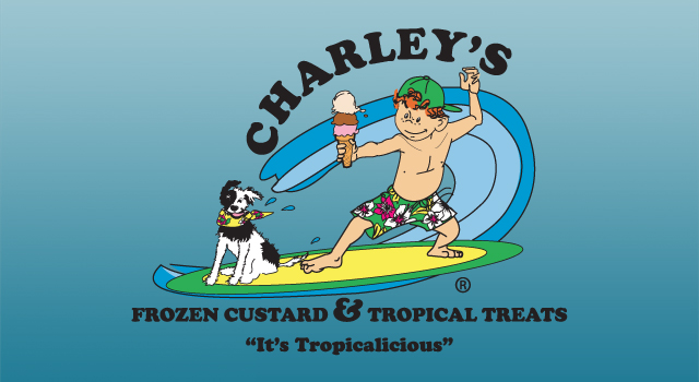 Charley's Frozen Custard and Tropical Treats