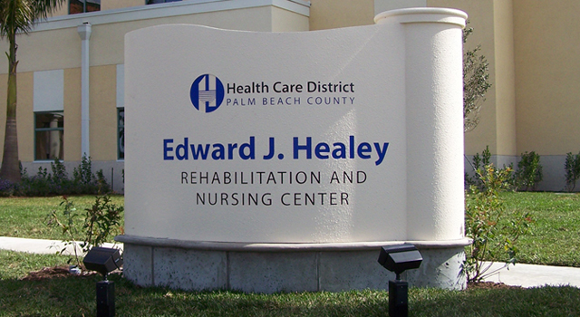 The Health Care District of Palm Beach County