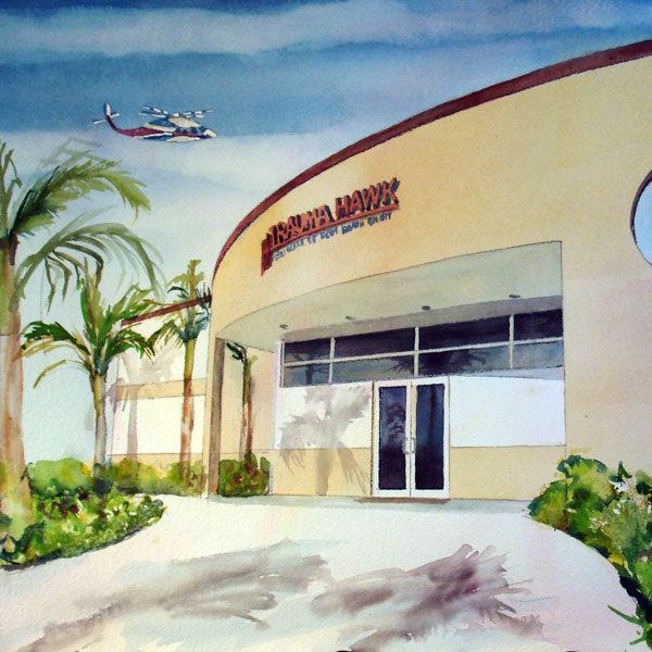 Trauma Hawk Hanger-Lakeside Medical