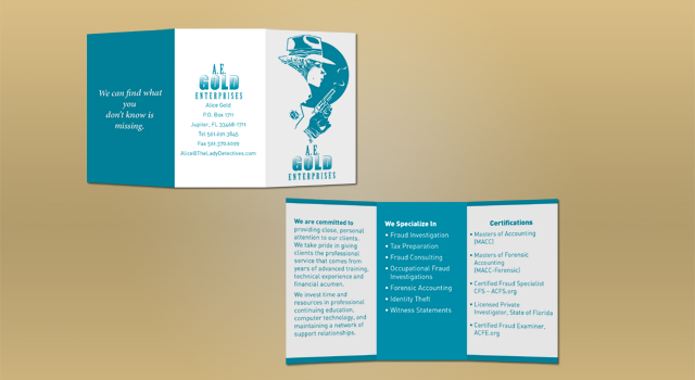 Business Card/Brochure