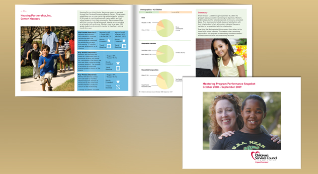 Healthy Babies, BRIDGES, and Mentoring Reports
