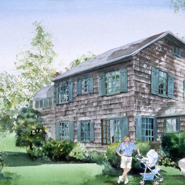Gwinn Cottage