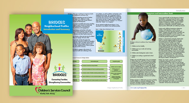 Children's Services Council Outreach Materials