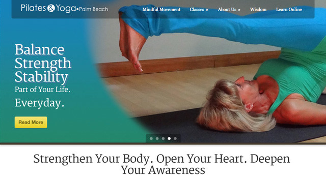 Pilates and Yoga Palm Beach