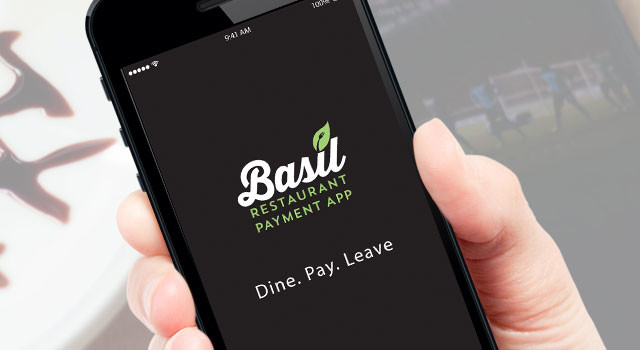 Basil Restaurant Pay App