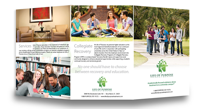 Life of Purpose collateral