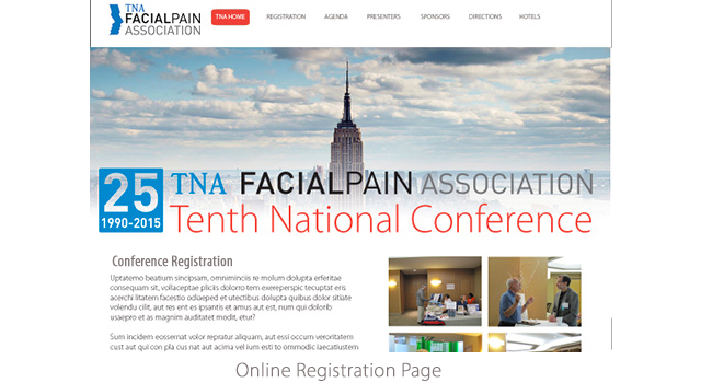 Facial Pain Association National Conference