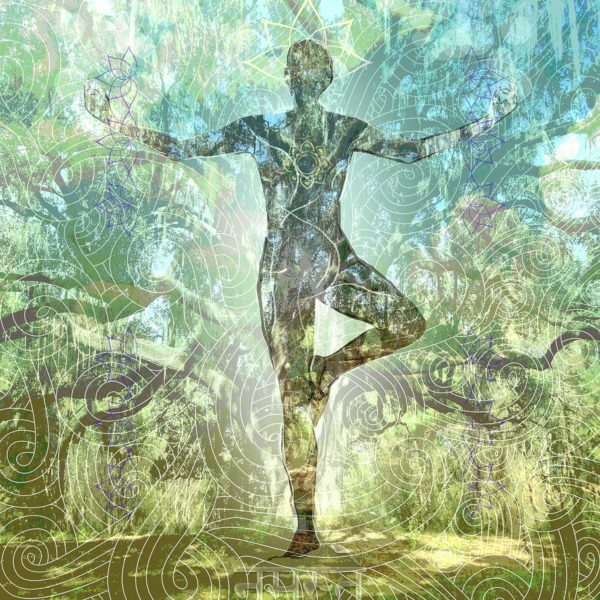 ANCIENT OAK TREE POSE