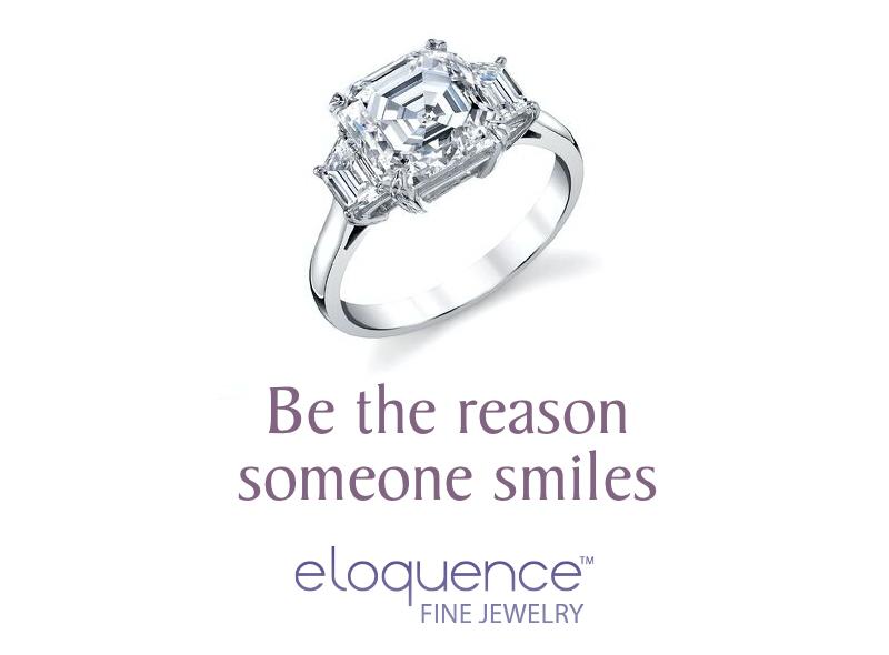 eloquence fine jewelry diamond ring image