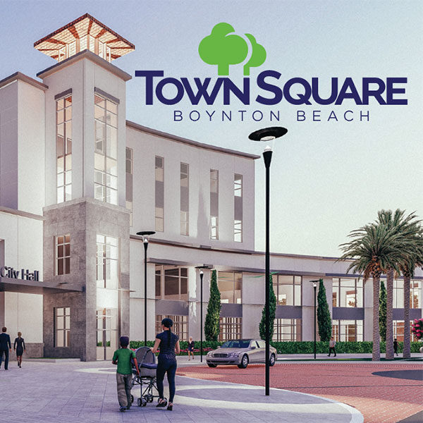 Boynton Beach Town Square